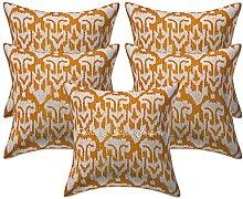 Stylo Culture Cotton Boho Living Room Cushion