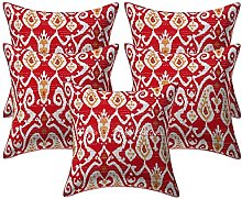 Stylo Culture Cotton Ethnic Decorative Cushion