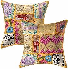 Stylo Culture Ethnic Bohemian Sofa Scatter Cushion