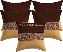 Stylo Culture Ethnic Decorative Cushion Covers