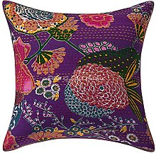 Stylo Culture Ethnic Decorative Cushions For Bed