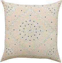 Stylo Culture Ethnic Decorative Large Cushion