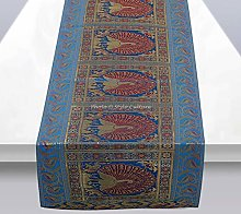 Stylo Culture Indian Center Table Runner For