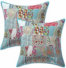Stylo Culture Indian Cotton Large Patchwork