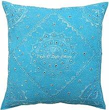 Stylo Culture Indian Decorative Large Cushion