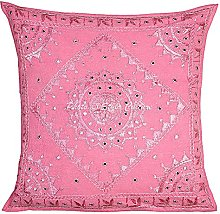 Stylo Culture Indian Throw Cushion Cover 60cm x