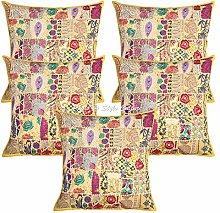 Stylo Culture Patchwork Cushion Covers 60cm x 60cm