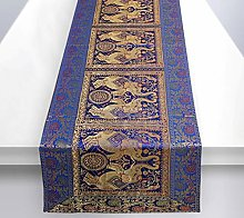 Stylo Culture Traditional Center Table Runner For
