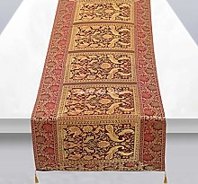 Stylo Culture Traditional Centre Table Runner For