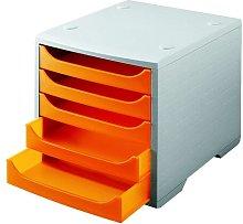 Styrobox 25.5cm H x 27cm W Desk Drawer Styro