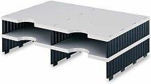 Styrodoc 14cm H x 48.5cm W Desk Top Unit Symple