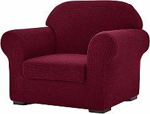 SU SUBRTEX Elastic Sofa Covers with 1 Separate