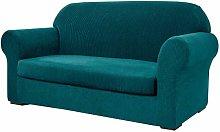 SU SUBRTEX Elastic Sofa Covers with 3 Separate