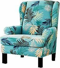 SU SUBRTEX Stretch Wingback Chair Sofa Cover