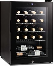 Subcold Viva20 LED – Table-Top Wine Fridge Black