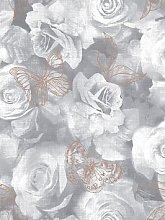 Sublime Everleigh Floral Wallpaper