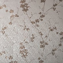 Sublime Theia Blossom Blush Wallpaper