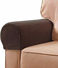 subrtex Armchair Arm Covers Stretch Sofa Arm Caps