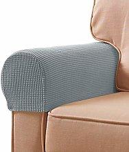 subrtex Spandex Sofa Arm Covers Stretch Armrest
