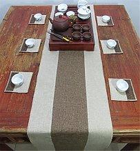 Sucastle® 35x320cm Linen Satin Table Runners