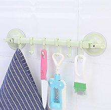 Suction Cup Wall Hooks Bath Towel Hooks,Mitlfuny