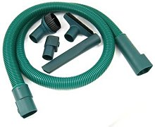 Suction hose, Crevice Tool, Upholstery Brush,