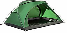 SuDeLLong Camping Tent Outdoor Nylon Fabric Double