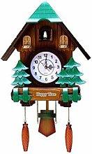 SuDeLLong Cuckoo Clock Antique Cuckoo Wall Clock