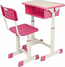 SuDeLLong Kids Table and Chair Set Adjustable
