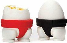 Sue-Supply Egg Cups Set | 2PCS Weird Egg Cups |