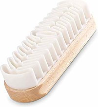 Suede Shoe Brush, Soft Decontamination Cleaning