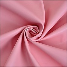 Sufei Faux Leather Fabric Pink,PU Leather Look