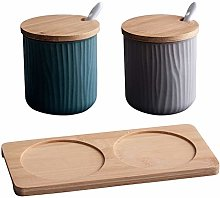 Sugar Bowl,Ceramic Sugar Bowl, Ceramic Spice Jar