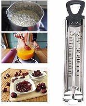 Sugar & Jam Thermometer, Stainless Steel Kitchen