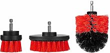 Sugeryy Drill Brush Attachment Set Power Scrubber