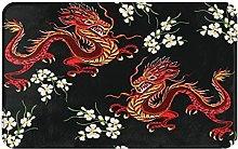 SUHETI carpet bath mat,rug,Embroidery Colorful