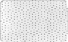 SUHETI carpet bath mat,rug,Futuristic Pattern With