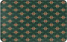 SUHETI carpet bath mat,rug,Garden Art Ornamental