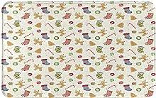 SUHETI carpet bath mat,rug,Traditional Sweets Of