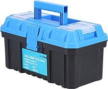 Suitcase, Portable Hardware Parts Double Layer