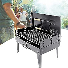 Suitcase Type Barbecue Grill, Garden Travel