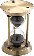 SuLiao Hourglass 30 minutes Sand Timer, Antique