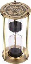 SuLiao Hourglass 60 Minute Sand Timer, Vintage