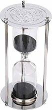 SuLiao Hourglass 60 Minutes, Vintage Black Sand