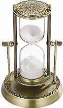 SuLiao Hourglass Sand Timer 60 Minute: Mandala