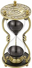 SuLiao Hourglass Sand Timer 60 Minute:Sun & Moon