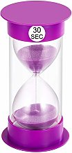 SuLiao Large 30 Second Sand Timer, Colorful