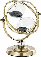 SuLiao Large Brass Hourglass Timer 60 Minutes,