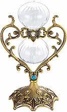 SuLiao LOVE Engraving 60 Minute Hourglass, 360°