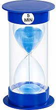 SuLiao Sand Timer 5 Minute Hourglass: Unbreakable